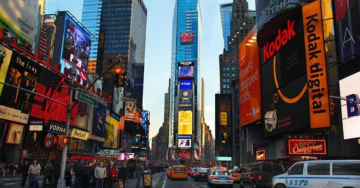 Times Square din New York