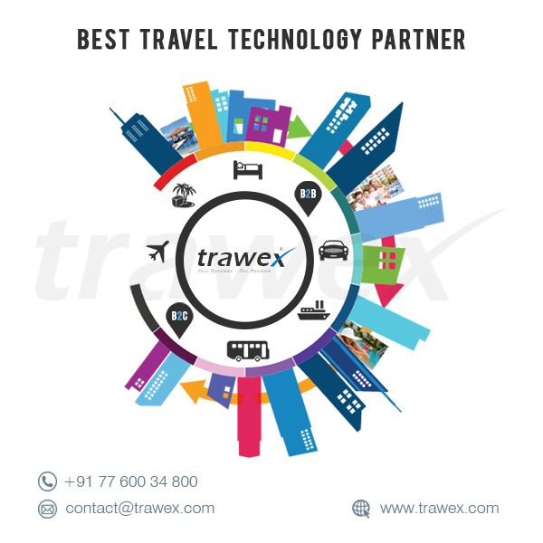 Trawex Technologies is the best leading company in India. We will mainly focus on travel website development and design with quality and customer satisfaction. We will develop your travel website according to your requirements.