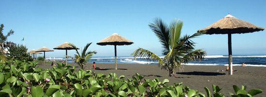Plage de L'Etang-Salé - Sud Réunion Tourisme