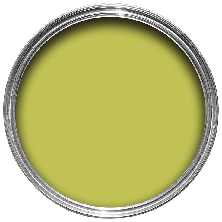 Lime Green Emulsion Paint