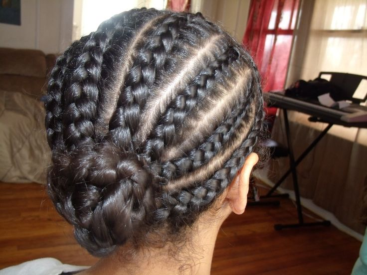 preteen braided protective hair – Google Search