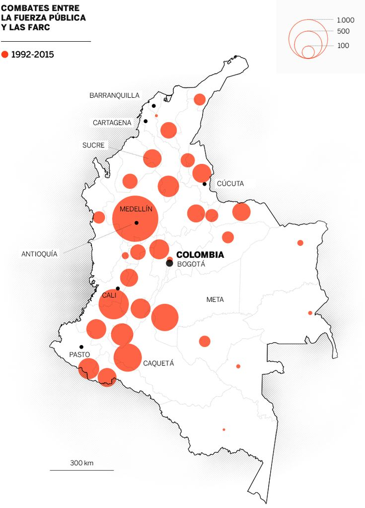 La firma del acuerdo de paz en Colombia tras cuatro años de negociaciones ha puesto fin a más de 52 de guerra entre el Gobierno y las FARC.