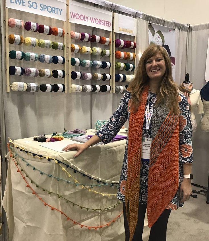 TNNA: Wholesale Yarn Trade Show