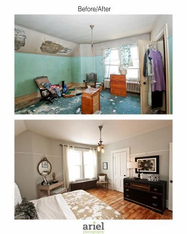 Rehab Addict Dollar House Before and After