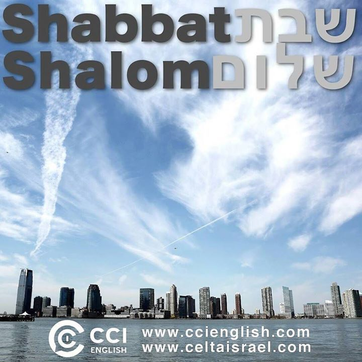 It's that time of the week... Shabbat shalom! #TGIF #שבתשלום #ccienglish #celtaisrael #learnenglish #english #languagelearning #teachenglish #fb #shabbos #tgif #newyorkcity #newyorknewyork #manhattan #nyc @m_j_experience @thejewishmuseum @thejewishmuseumshop @bchillel @bc_hillel @cbhillel @hillelatbaruch http://ift.tt/2qcI1cx