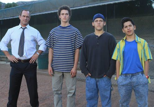 Christopher Meloni , Connor Buckley , Tyler Foden, Kevin Hernandez ( Surviving Jack )