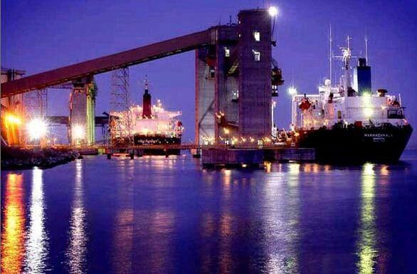 La conexión al mundo a través del puerto #bahíablanca