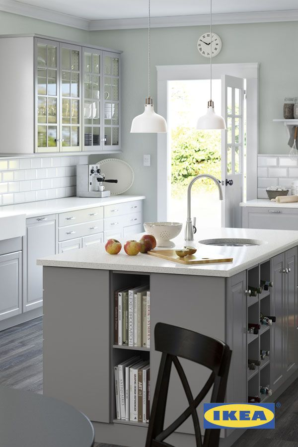 IKEA kitchen countertops can be custom made or ready to take home! Your kitchen counter is where recipes and memories are made, so it is important to pick one that suits your style, kitchen and budget!