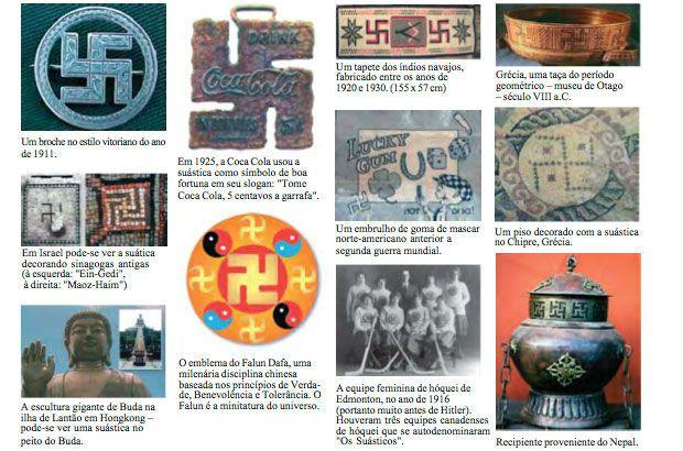 A verdadeira história da suástica (Parte 1) | #Astecas, #CirculoSolar, #CruzDoCosmos, #EpochTimes, #Incas, #Maias, #MarteloDeThor, #SinagogasJudias, #Suastica, #TumbaDeJesusCristo, #WanZifu