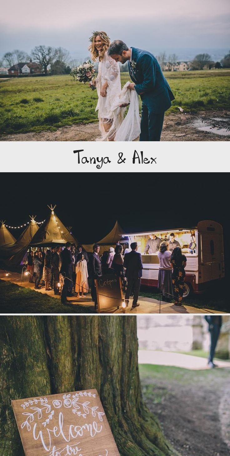 When you have a tipi wedding, you kind of have no choice but to go big. There's a lot to organise, from the land, to the toilets, from the generator to the furniture, but when you get it right…it's SO worth it, as Tanya and Alex's gorgeous wedding shows. This is a perfect example of ...