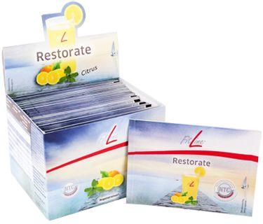 Cu 10 minerale extrem de nutritive pentru o mai buna regenerare. FitLine Restorate este ideal pentru refacerea din timpul noptii.  NTC sprijina aportul optim de nutrienti. Bogat in zinc, contribuie la echilibrul normal acido-bazic. Controleaza metabolismul glucidic si metabolismul acizilor grasi . Zincul contribuie la o mentinerea a functiei fertilitatii .  Restorate este un ideal protector in timpul somnului.  #Restorate #RestorateCitrus #RestorateExotic