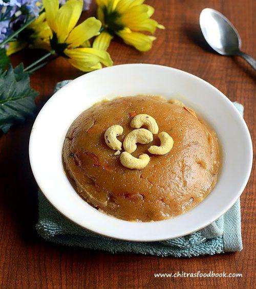 Chitra's Food Book: Bread Halwa Recipe – How To Make Bread Ka Halwa