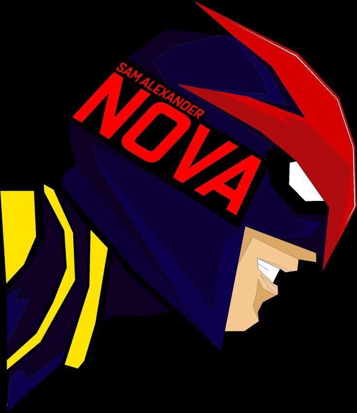 Sam Alexander - Nova by SynisterWallace on DeviantArt