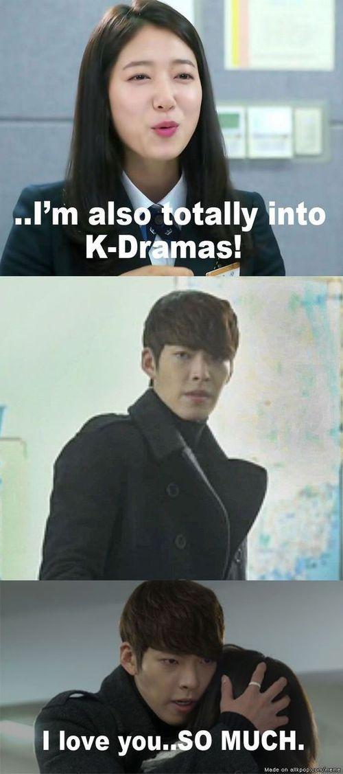 So fun XD #pinocchio #park shin hye #kim woo bin #drama
