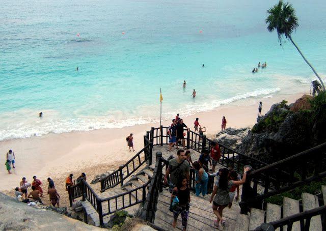 Travel & Lifestyle Diaries: Beach in Tulum