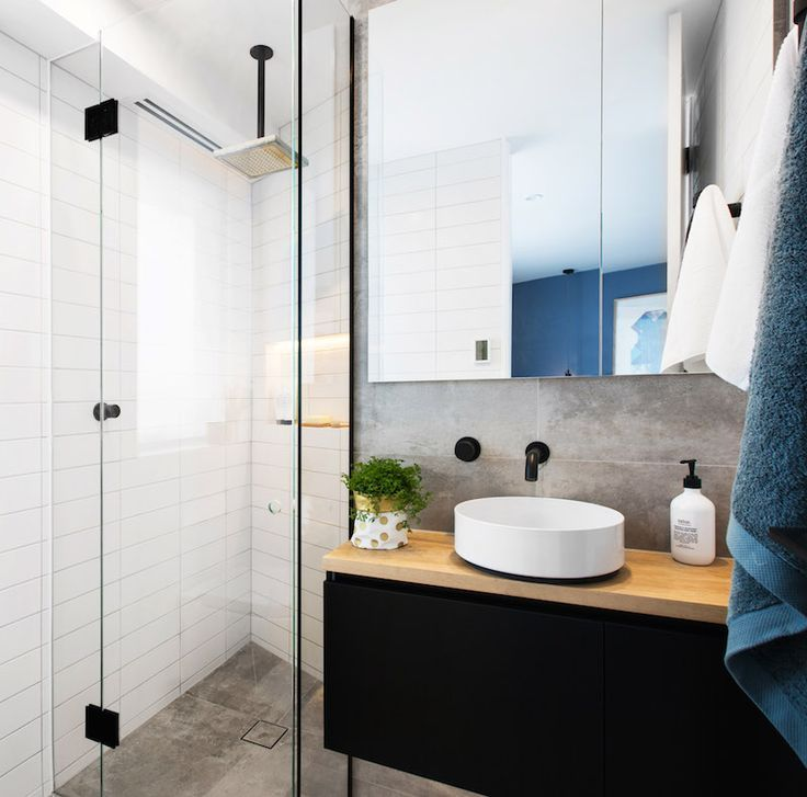 If room reveals for this season of The Block have taught us anything, it's that the black bathroom trend is hotter than ever. Through selective application and savvy spatial planning, Block front runners, Dean and Shay, nailed 'the black bathroom' in week one's master bathroom reveal. Mixing custom black tapware with black herringbone feature tiles, …