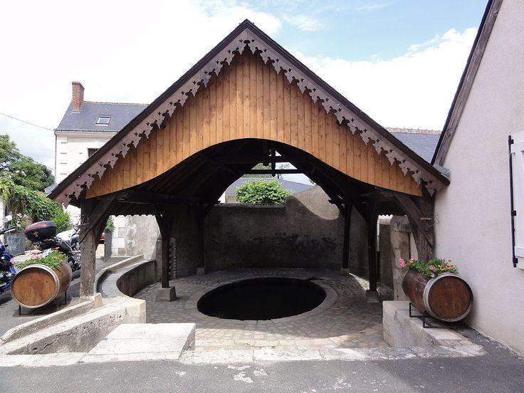 Mosnes (Indre-et-Loire) -  Lavoir