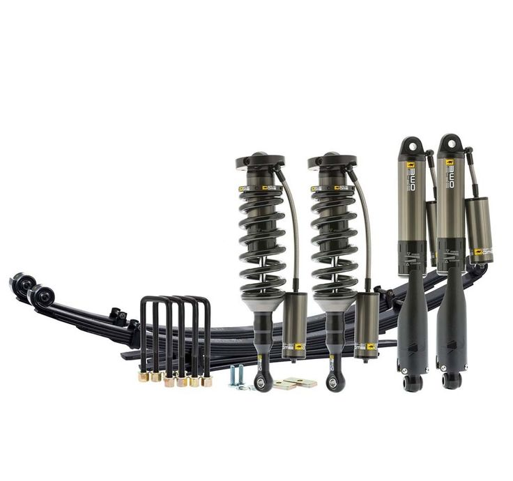 Old Man Emu BP51 Suspension Kit Lift Kit For 2005-2016 Toyota Tacoma