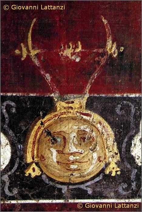 Pompei, casa di Marco Lucrezio Frontone