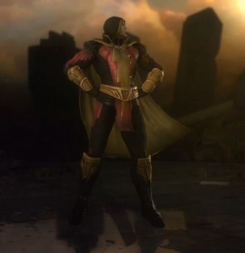 Shazam Regime - Purchase in Armory Archive | Injustice ...