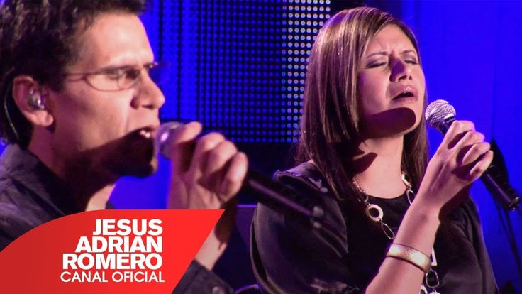 Tu Estas Aqui - Jesus Adrian Romero feat. Marcela Gandara (+lista de rep...