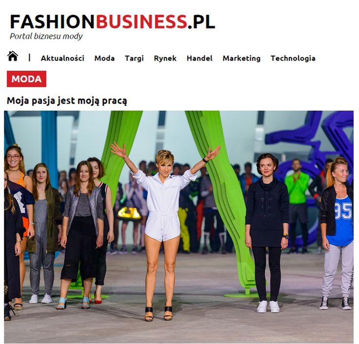Moja pasja jest moją pracą czyli wywiad z Ranitą Sobańska na FashionBusiness.pl!   http://fashionbusiness.pl/moja-pasja-jest-moja-praca/