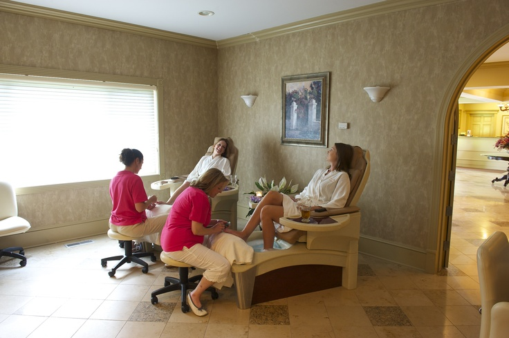150 best images about spa treatments on pinterest for Best girlfriend spa getaways
