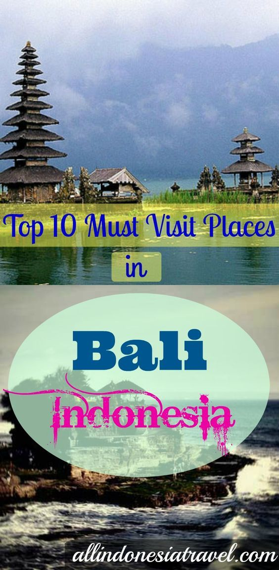 Top 10 Must Visit Places in Bali |  Bali deserves the attention it is getting still, and our top 10 must visit places list is enough to show why you should still travel to Bali. |  http://allindonesiatravel.com/