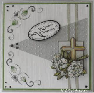 Anita's Kaarten en Creatie's: Condoleance