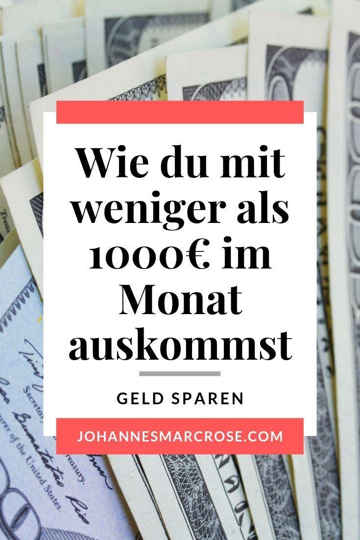 Leben Mit Wenig Geld Forum