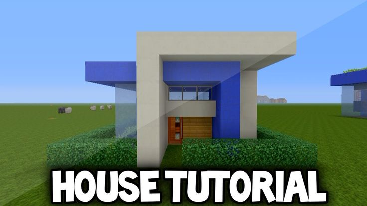 minecraft simple modern house tutorial xbox 360 ps3xbox oneps4 minecraft pinterest simple modern and xbox