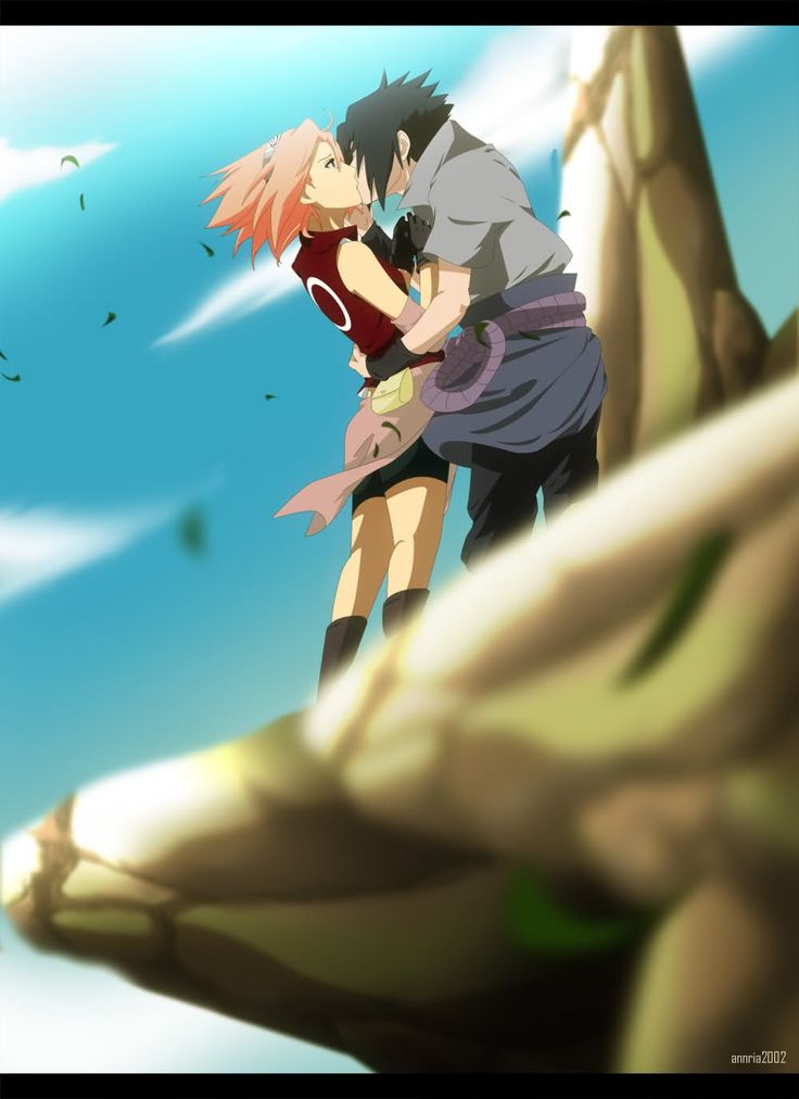 Sakura and Sasuke- wish this would happen they would make an amazing couple just like Naruto and Hinata