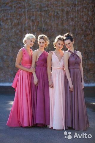 платья трансформеры подружки невесты - Поиск в Google