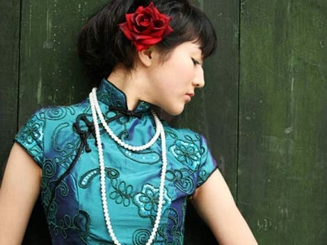 Cheongsam (旗袍) - China culture
