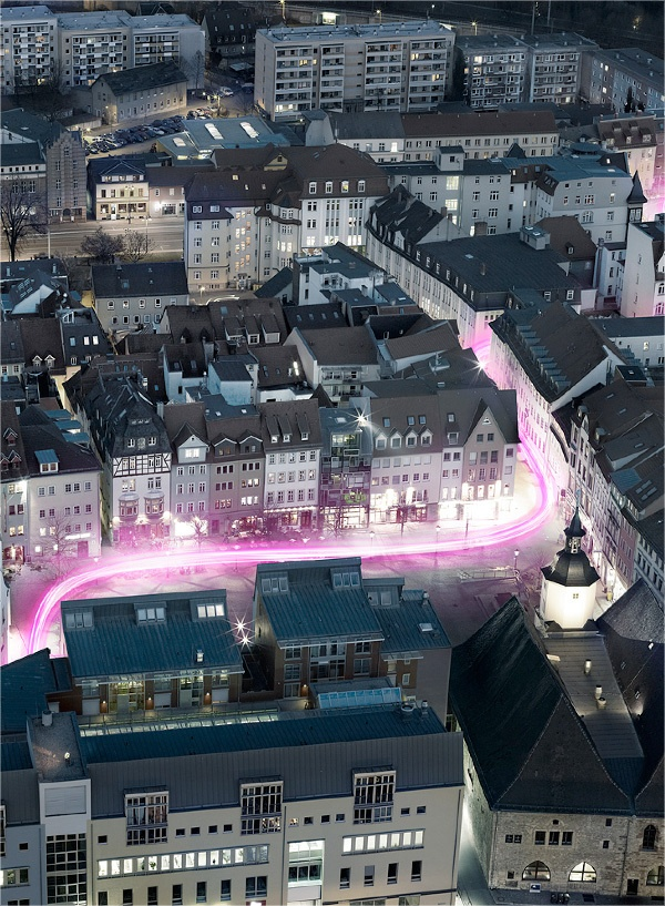 Deutsche Telekom – Fiber To The Home by David Girard, via Behance