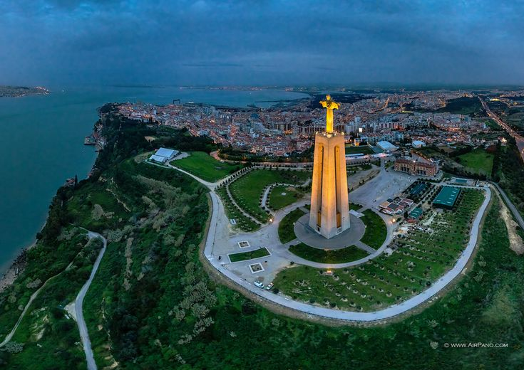 Photogallery | Lisbon | 360° Aerial Panoramas, 360° Virtual Tours Around the World, Photos of the Most Interesting Places on the Earth