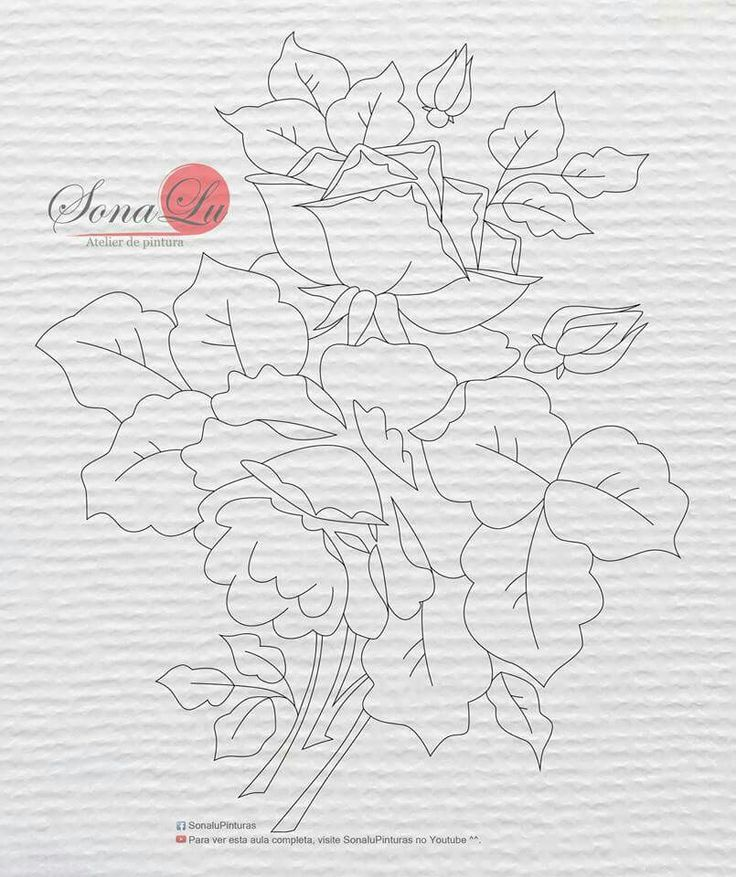 348 best painting - videos images on Pinterest DIY, Crafts and - loose leaf template