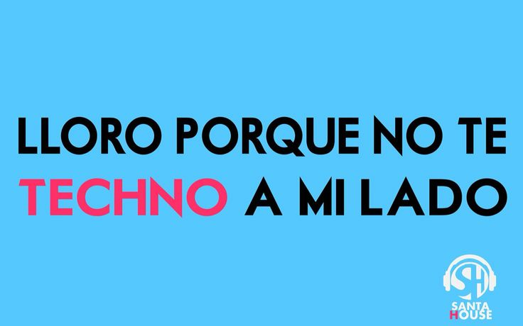 #frases #dj #electronica #techno #house