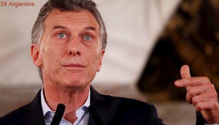 El desafortunado chiste de Mauricio Macri a un policía herido