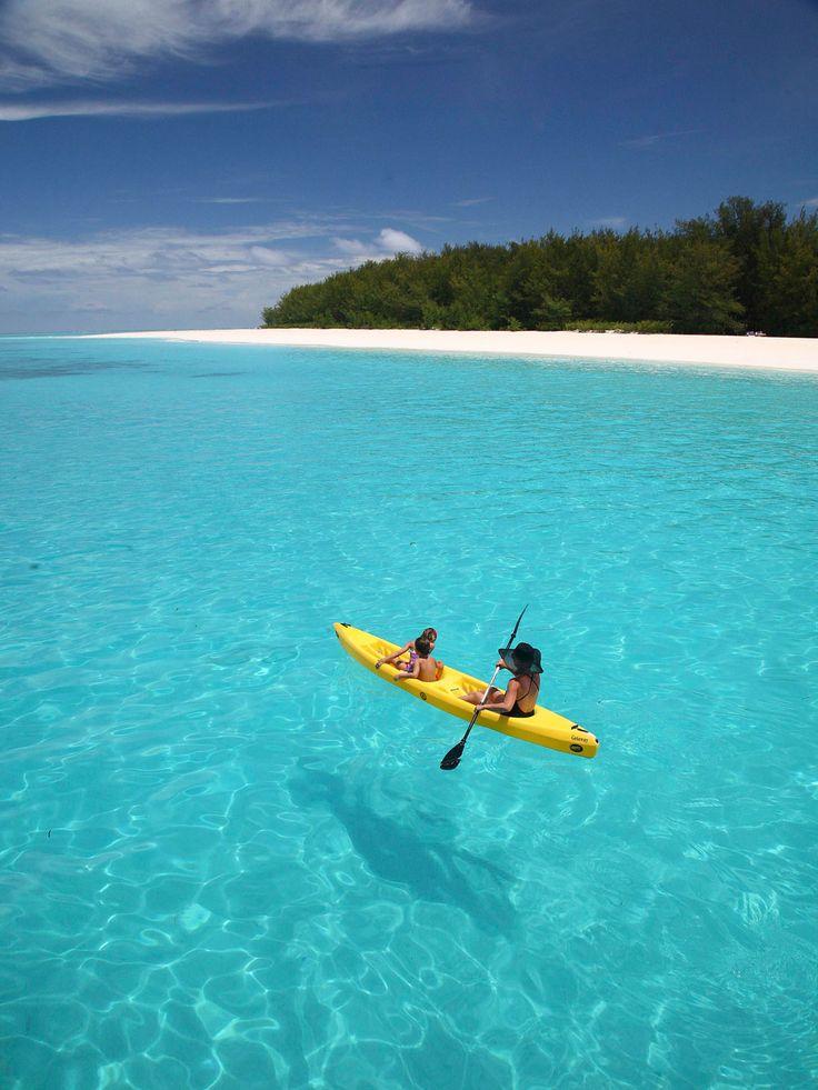 Znalezione obrazy dla zapytania zanzibar kayak