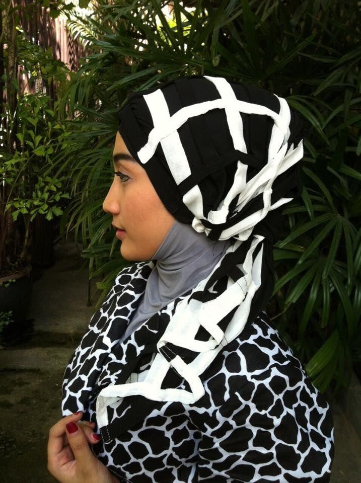 Hijab / Scarf collection : Hybrid