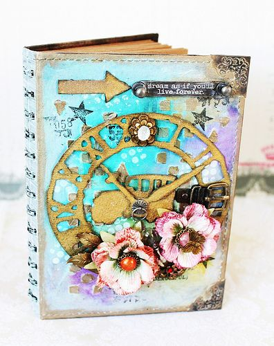Simply Paper Crafts: Dream altered journal