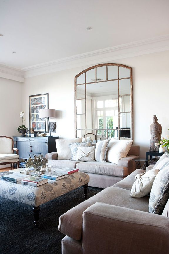 Inspiration from Imogen Naylor via Desire to InspireAustralian Stylists, Imogen Naylor, Living Room, Soft Thes Spaces