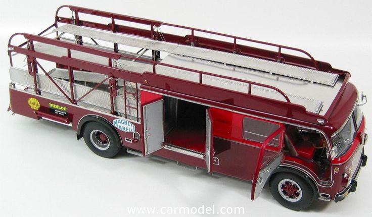 cmc m084 1 18 fiat 642rn2 camion bartoletti f1 ferrari car veh culos de transporte pinterest. Black Bedroom Furniture Sets. Home Design Ideas