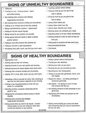 16 best Boundaries images on Pinterest | Autism, Boys and Coping ...