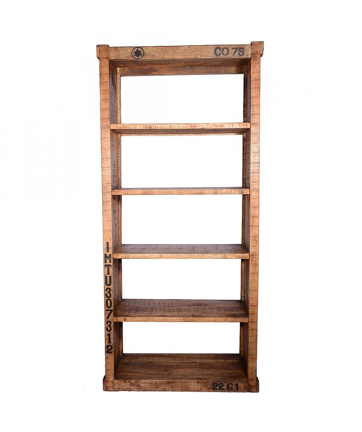Ironwood - Book Shelf | Home Office Furniture - Easterly