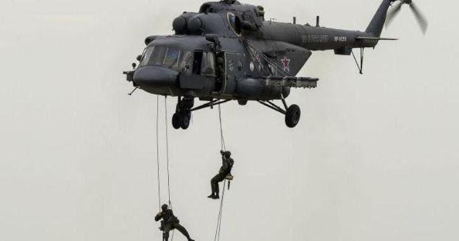 #HeyUnik  [WOW] Pasukan Khusus Rusia Resmi Gunakan 'Terminator' #Militer #Teknologi #Unik #YangUnikEmangAsyik