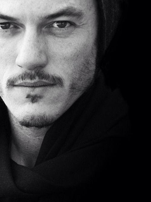 Luke Evans Photographed by Jason Hetherington.