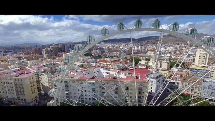 Video Tour por Málaga. Lugares que ver con tu coche http://alquilercochesmalaga.soloibiza.com/video-tour-malaga-lugares-ver-coche/ #malaga