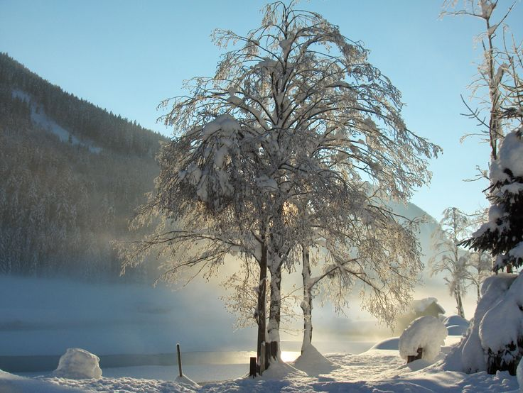 Winter im Salzburger Land/Salzkammergut